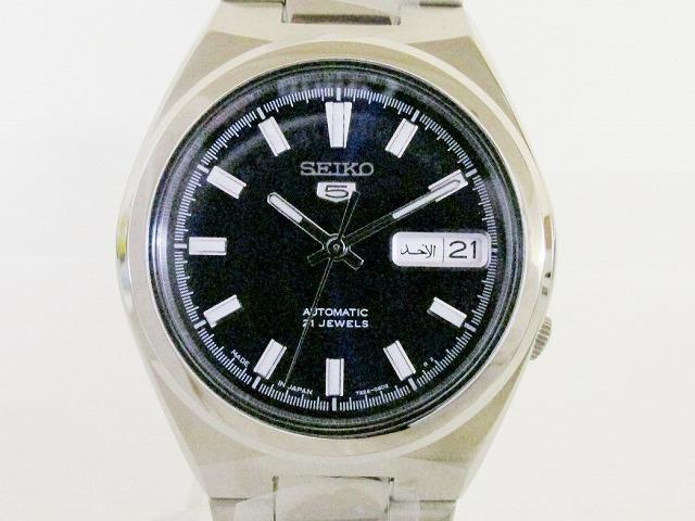 SEIKO(セイコー)/セイコー5 裏スケルトン 腕時計 ウォッチ///ステンレススチール(SS) (SNKC51J1) [BRANDOFF/ブランドオフ] ブランド買うならブランドオフ! カード分割