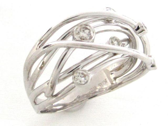 JEWELRY(ジュエリー)/ダイヤモンド リング 指輪/リング/K18WG(750) ホワイトゴールド x ダイヤモンド0.30ct/【ランクA】/12.5号 ブランドオフ【】 ブランド買うならブランドオフ♪ 安心の実績 高価 買取 強化中♪