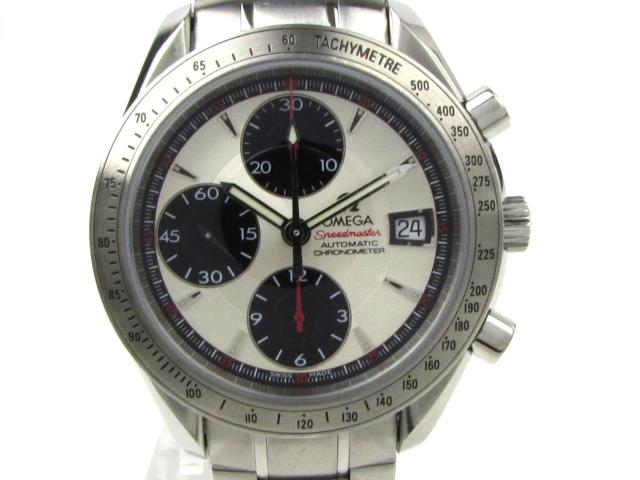 OMEGA(オメガ)/スピードマスター デイト ウォッチ 腕時計 メンズ/オートマチック/シルバー/ステンレススチール(SS)/【ランクA】(3211.31)[BRANDOFF/ブランドオフ]【】 【USED品送料無料】
