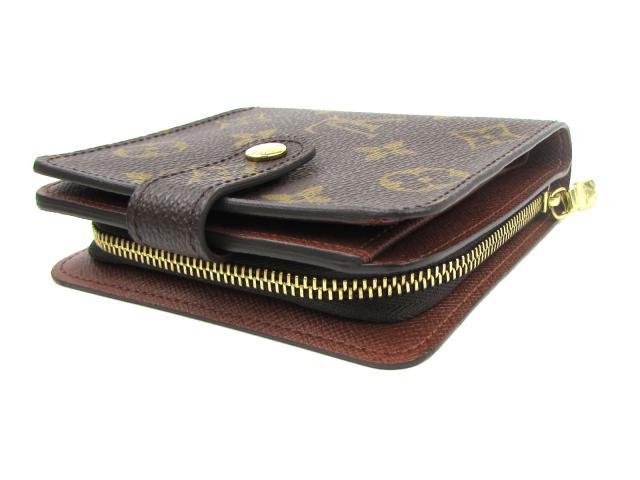 コンパクト・ジップ 二つ折財布