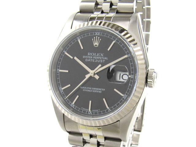 デイトジャスト ウォッチ 腕時計 メンズ