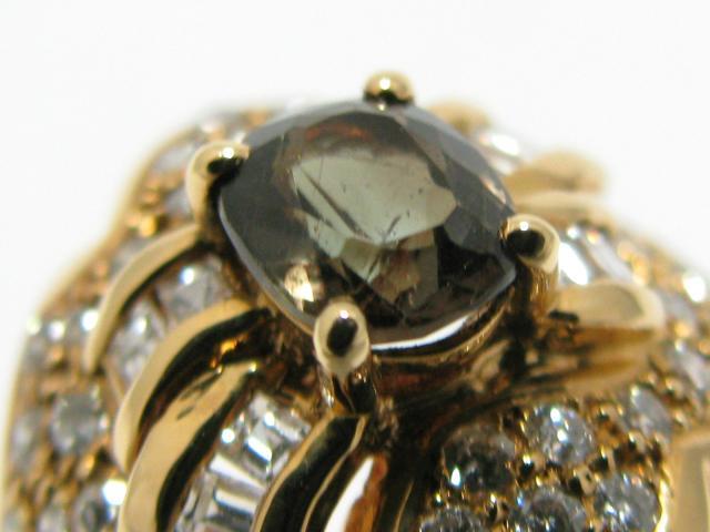アレキサンドライト リング 指輪