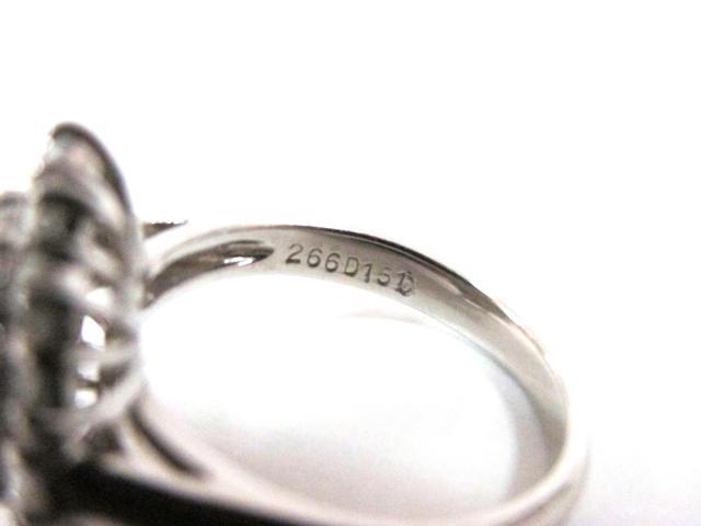 キャッツアイリング 指輪