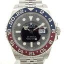 【中古】ロレックス GMTマスター? ウォッチ 腕時計 メンズ ステンレススチール (SS) (126710BLRO ランダム番) | ROLEX BRANDOFF ブラン..