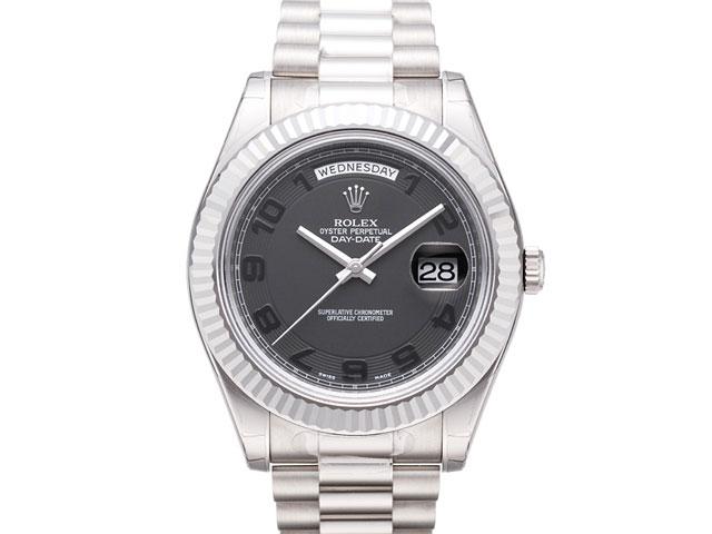[new article] -ROLEX- daydate II Arabia president bracelet [218239] [self-winding watch] [men]