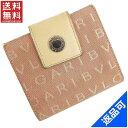 [半額セール]ブルガリ BVLGARI 財布 二つ折り財布 ロゴマニア 中古 X10895