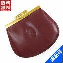 [半額セール]カルティエ Cartier 財布 コインケース 小銭入れ マストライン 中古 X13469