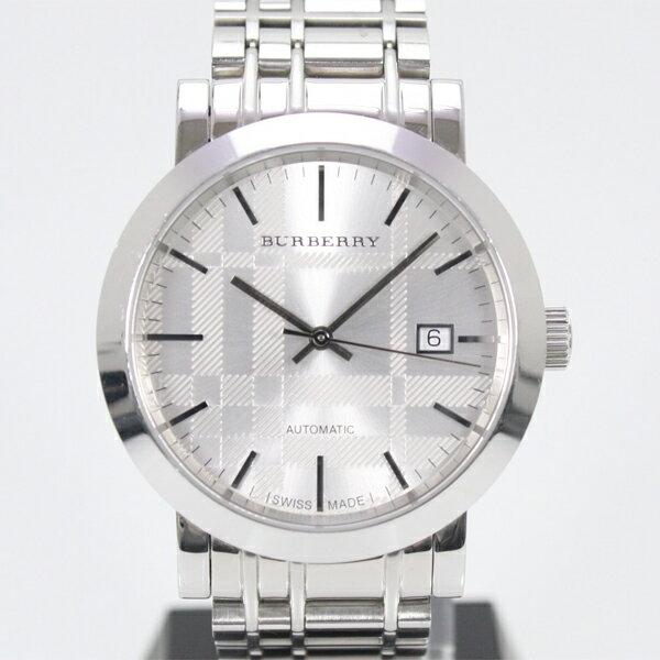 BURBERRY バーバリー メンズ腕時計 SS 裏スケルトン オートマ 機械式 BU1778【中古】