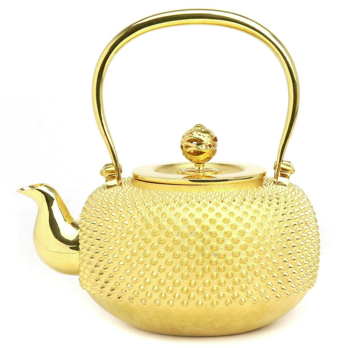 緊急値下げ! 茶道具 急須 K24 純金 ゴール...の商品画像