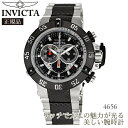 楽天ブランドソムリエ【国内発送】INVICTA (インビクタ) 腕時計 INVICTA Men's Subaqua Noma III Chrono Two-Tone SS Black Dial:Style-4656