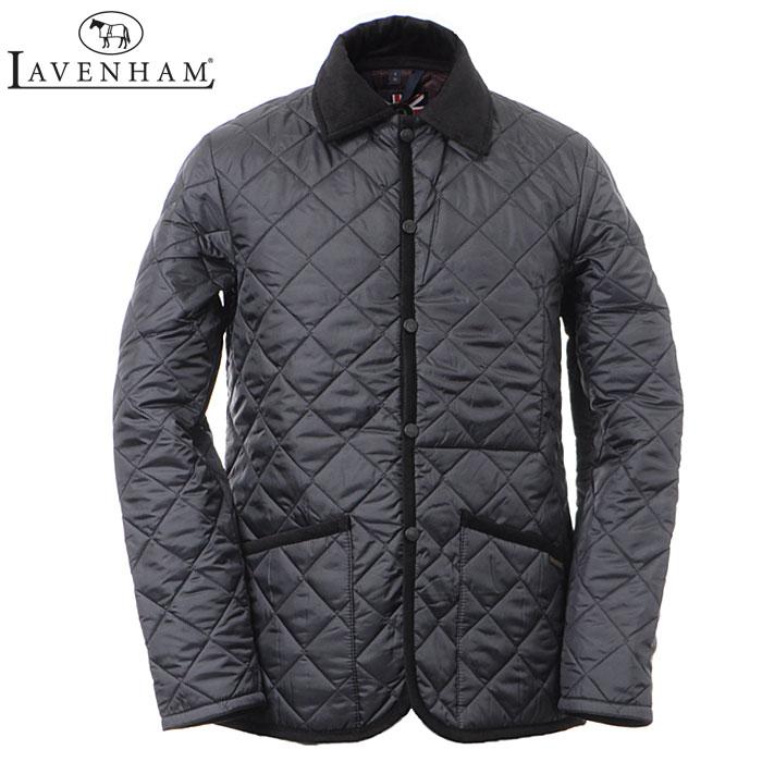 LAVENHAM ラベンハム キルティングジャケット メンズ RAYDON MENS c1 レイドン ブラック 2016秋冬新作