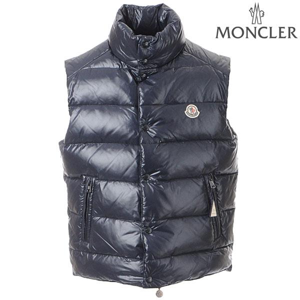 MONCLER【モンクレール】メンズダウンベスト/TIB/ネイビー/4335005 68950