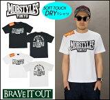MOBSTYLES モブスタイル ロゴ Tee DRY / 速乾ドライTシャツ