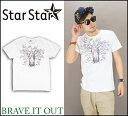 StarStar【1カラー】ポムム 半袖Tシャツ(スタースター)S/S TEE/マリア/インクジェット/BRAVE IT OUT(ブレイブ イット アウト)LA0767