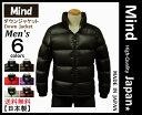 【送料無料】★Mind★ (マインド) Down Jacket メンズ 【ダウンジャケット】 Men 039 s 6colors MADE IN JAPAN 日本製【高品質 大人気】