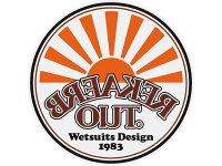 BREAKER OUT BREAKEROUT ブレーカーアウト ステッカー シール デッキ 真木蔵人 メール便対応の画像