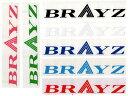 街上運動 - 【BRAYZ ブレイズ】 ステッカー sticker スケートボード サーフィン スノーボード 車 自転車 メール便対応