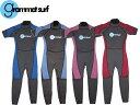 【Grommet surf グロメットサーフ】Seagul シーガル キッズ 子供 マリンスポーツ ウエットスーツ 3mm ジャージ 送料無料