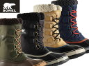 ソレル【SOREL】ブーツ NM1440 15-16 MENS メンズ シューズ スノーブーツ 靴 1964 Pac Nylon 1964 パックナイロン ウォータープルーフ 冬用ブーツ 防水