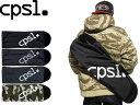 CPSL カプセル スケートバッグ バック 鞄 スケートケース スケートボードバッグ スケート袋 スケート入れ ショルダー メール便対応