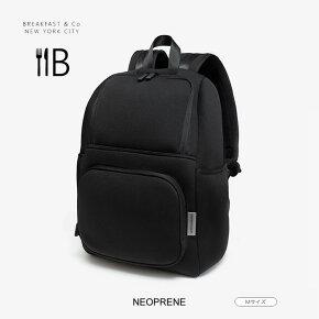 【早割&豪華バッグ付き★予約特典】★楽天ランキング1位★BEAKFAST & Co NYC NEOPRENE backpack M ネオプレンバックパック Mサイズ リュック