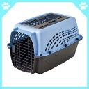【送料無料】 ペット用品 バリケンネル ダブルドア XS 飛行機 耐荷重〜9.5kg 小型犬 (ペットキャリー キャリーバッグ ハードキャリー ケース) (犬 猫) お出かけ