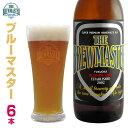 ★王道の地ビール★ブルーマスタークラフトビール6本セット