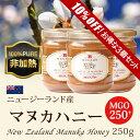 ニュージーランド マヌカハニー MGO250+ × 3個セッ...