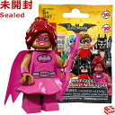 レゴ バットマン ザ ムービー ミニフィギュアシリーズ ピンク パワー バットガール|THE LEGO Batman Movie Minifigures Series Pink Power Batgirl 【71017-10】