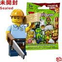 レゴ ミニフィギュア シリーズ13 大工|LEGO Minifigures Series13 Carpenter 【71008-9】
