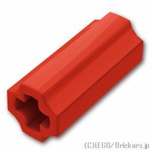 レゴ テクニック パーツ 軸コネクター [ Red / レッド ] | lego 部品