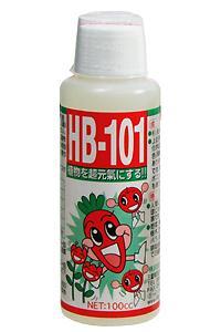 フローラ 植物を元気にする HB-101 天然植物活力液 100cc 4522909000012