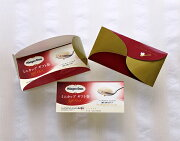 【送料無料】 Tケース メッセージカード(白)付 ハーゲンダッツミニカップギフト券 2枚(アイスクリーム ギフト券)