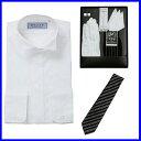 ウイングカラーシャツ+フルセット全国の結婚式場やドレスショップで採用されているMAZZOウイングカラーシャツと必要な小物がセットに..