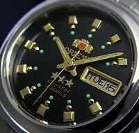 ORIENT【オリエント】レディース腕時計自動巻ブラック文字盤メタルベルトWV0061NQ海外モデル【楽ギフ_包装選択】【02P01Jun14】