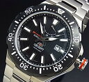 ORIENT/M-FORCE 200m Light Sports【オリエント/エムフォース】DIVER'S/ダイバーズウォッチ メンズ腕時計 自動巻 パワーリザ...