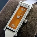 GUCCI【グッチ】1500R レディース腕時計 アンバー文字盤 YA015522