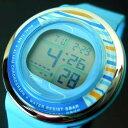 CASIO/POPTONE【カシオ/ポップトーン】ユニセックス ブルー LDF-30-2BDR 海外モデル【並行輸入品】