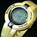 08Autumn/Winter≫新作≪カシオ/Baby-G【CASIO】ベビーG Petit Drop/プチドロップ メタリックアイボリー BG-1200-9V 海外モデル