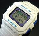 ★★ Gライド 09Summerモデル ★★ カシオ/G-SHOCK【CASIO/Gショック】G-LIDE 腕時計 ホワイト GLX-5500-7 海外モデル