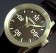 NIXON【ニクソン】PRIVATE/プライベート メンズ腕時計 ブラック 【送料無料】A049-000(国内正規品)