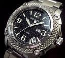 大人時計! SEIKO激レア海外モデル!SEIKO/セイコー【クォーツ】メンズ腕時計 ブラック文字盤 メタルベルト SGG773P1 海外モデル