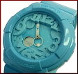 CASIO/Baby-G【カシオ/ベビーG】ネオンダイアルシリーズ レディース腕時計 ブルー BGA-130-2B 海外モデル【P11Sep16】