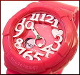 CASIO/Baby-G【カシオ/ベビーG】ネオンダイアルシリーズ レディース腕時計 ピンク BGA-130-4B海外モデル【02P03Dec16】