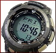 CASIO/PROTREK【カシオ/プロトレック】 ソーラー腕時計 トリプルセンサー搭載 PRG-80L-3V 海外モデル
