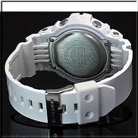 CASIO/G-SHOCK/Baby-G【カシオ/Gショック/ベビーG】腕時計ペアウォッチホワイト(国内正規品)GD-X6900FB-7JF/BG-6901-7JF