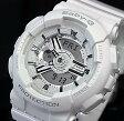 CASIO/Baby-G【カシオ/ベビーG】レディース腕時計 ホワイト(海外モデル)BA-110-7A3【02P09Jul16】