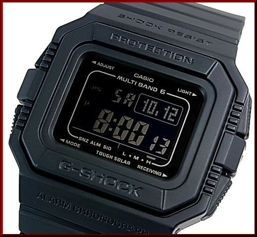 CASIO/G-SHOCK【カシオ/Gショック】メンズ ソーラー電波腕時計 ブラック(国内正規品)GW-5510-1BJF 2013年10月新作★マルチバンド6★