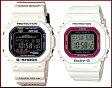 CASIO/G-SHOCK/Baby-G【カシオ/Gショック/ベビーG】ペアウォッチ ソーラー電波腕時計 ホワイト GWX-5600C-7JF/BGD-5000-7CJF(国内正規品)【P20Aug16】