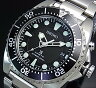 SEIKO/PROSPEX/KINETIC【セイコー/プロスペックス/キネテック】ダイバーズ メンズ腕時計 ブラック文字盤 メタルベルト SKA371P1 (海外モデル)【02P09Jul16】